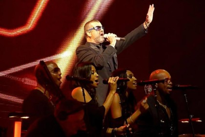George Michael Symphonica Tour 2012